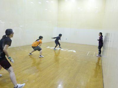 JWHA第9回ビッグボール・ダブルス選手権 結果